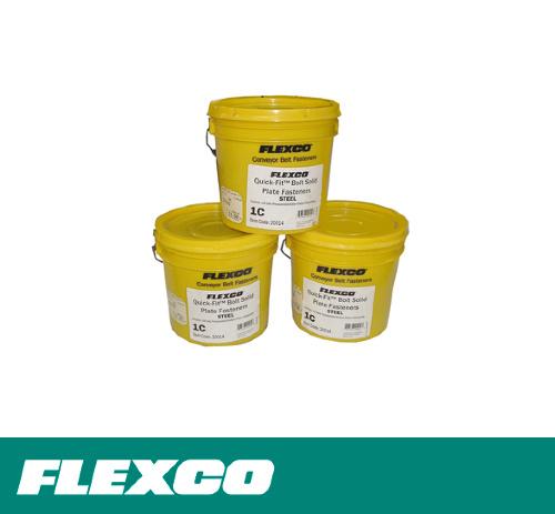 Замки для конвейерных лент Flexco®Bolt Solid Plate 1Е