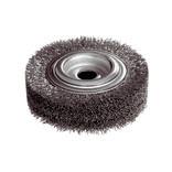 Круглая стальная проволочная щетка 100 мм