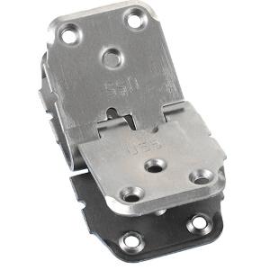 Соединительный замок U55 для конвейерной ленты толщиной от 9 до 13 мм