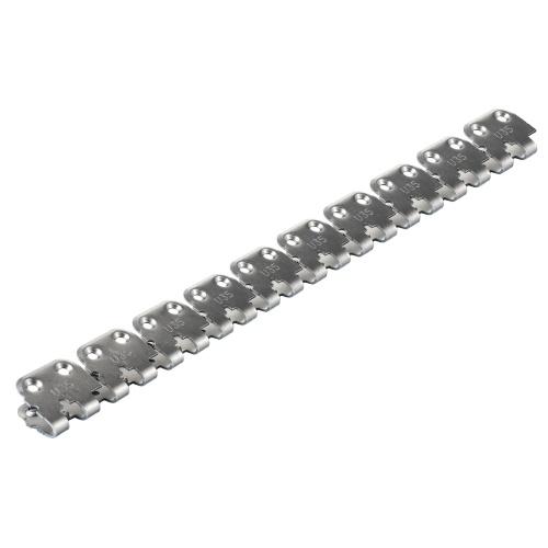 Соединительный замок U35 для конвейерной ленты толщиной от 5 до 8 мм