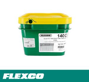 Замки для ленты 140С Flexco®Bolt Solid Plate