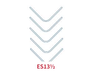 Шевронная лента C13½ ES800 EP250