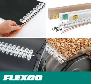 550 Flexco® Bolt Hinged