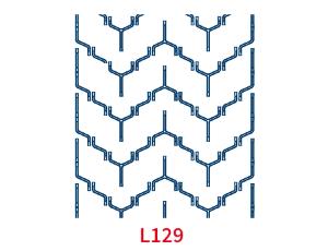 Шевронная лента C17 L1290 EP400