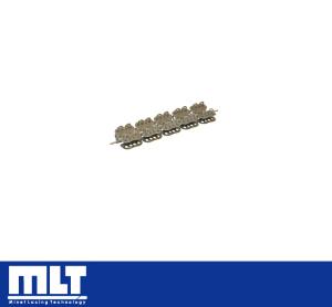 Стыковочные замки MLT MR1 аналог Alligator RS 62