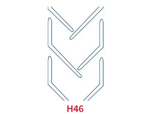 Шевронная лента C32 H460 EP250