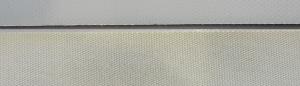 Конвейерная лента ПУ белая пищевая матовая гладкая 0,7 мм тип 1M5 U0-U2 W A