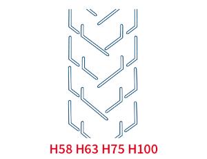 Шевронная лента C32 H750 EP400