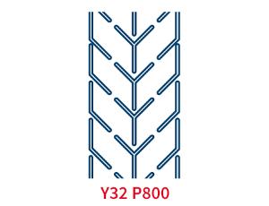 Шевронная лента C32 P800 EP400