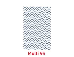 Шевронная лента маслостойкая C6 V6 EP400 G