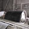 Футеровка барабанов ленточного конвейера