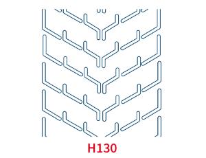 Шевронная лента маслостойкая C32 H1300 EP400 G