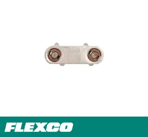 Замки для транспортерной ленты 190C Flexco®Bolt Solid Plate